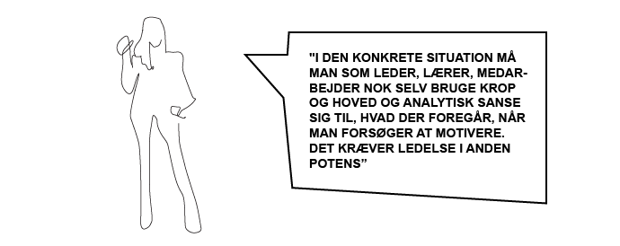 Pointemand illustration